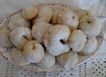 Biscotti abruzzesi con mosto cotto