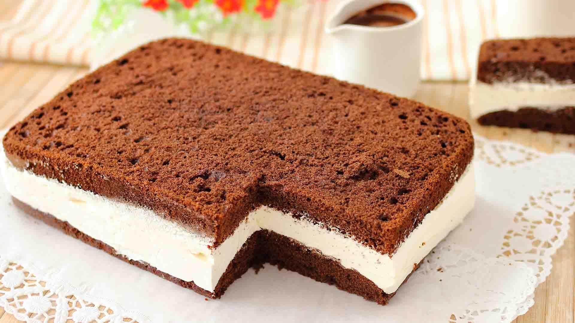 Ricetta Per Kinder Fetta Al Latte Bimby.Torta Kinder Fetta Al Latte Ricetta Facile E Golosa Con Il Bimby Food Blog