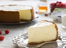 cheesecake classica ricetta della nonna