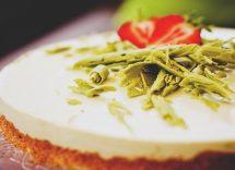 cheesecake salata con friselle