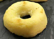Ciambelline ripiene di mozzarella