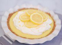 crostata fredda al limone bimby