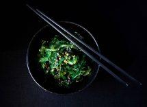 insalata di alghe wakame ricetta