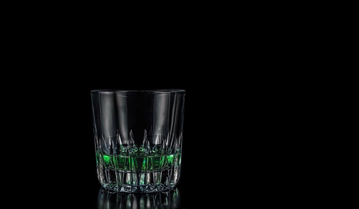 liquore al basilico e zenzero