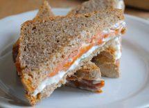 sandwich con pane di segalev