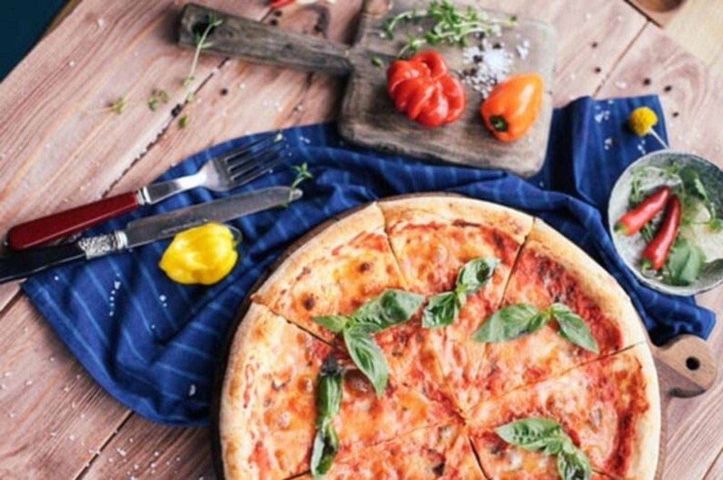 pizza come prepararla con fornetti