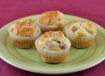 Ricetta dei muffin salati cacio e pepe