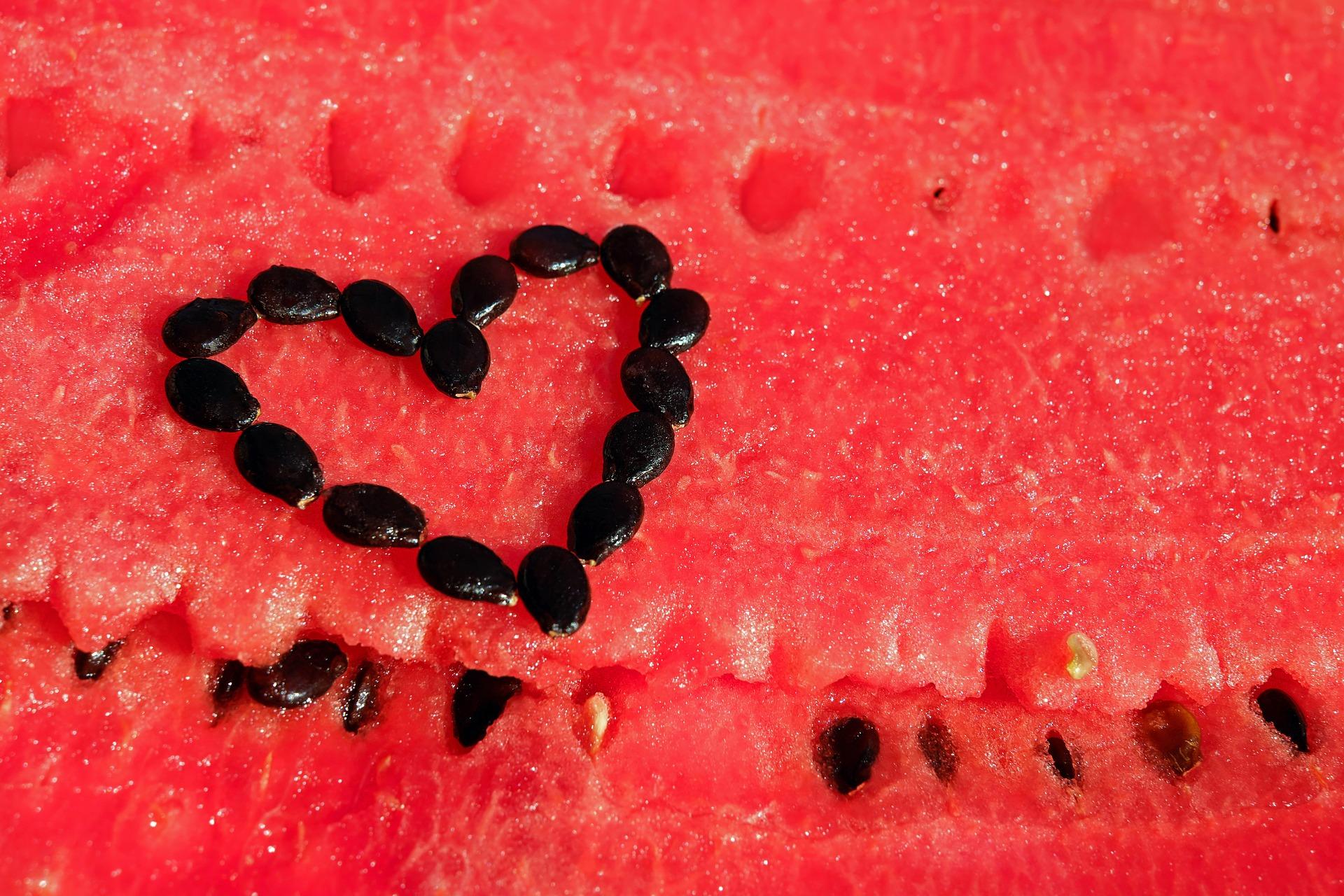 semi di anguria proprietà e benefici