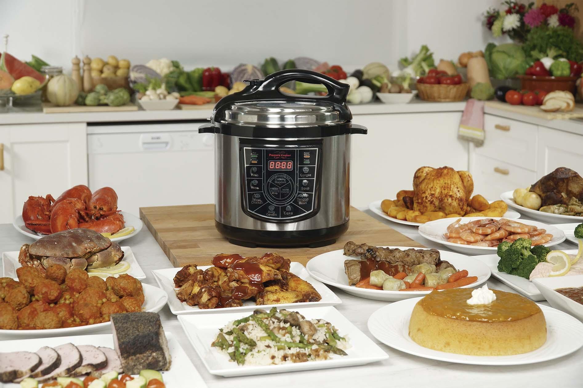 Questa pentola a pressione sta rivoluzionando il modo di cucinare di migliaia di persone