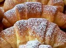 Treccine con crema pasticcera: ricetta con bimby