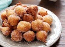 frittelle dolci senza glutine ricetta