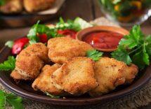 nuggets di pollo ricetta americana