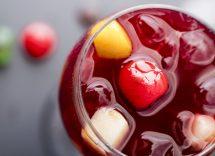 sangria analcolica ricetta