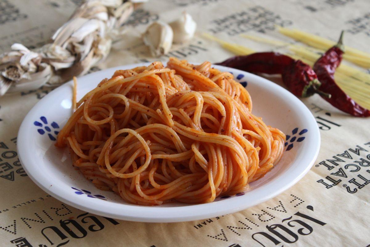 spaghetti all'assassina ricetta originale