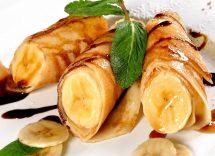 banane in pasta sfoglia
