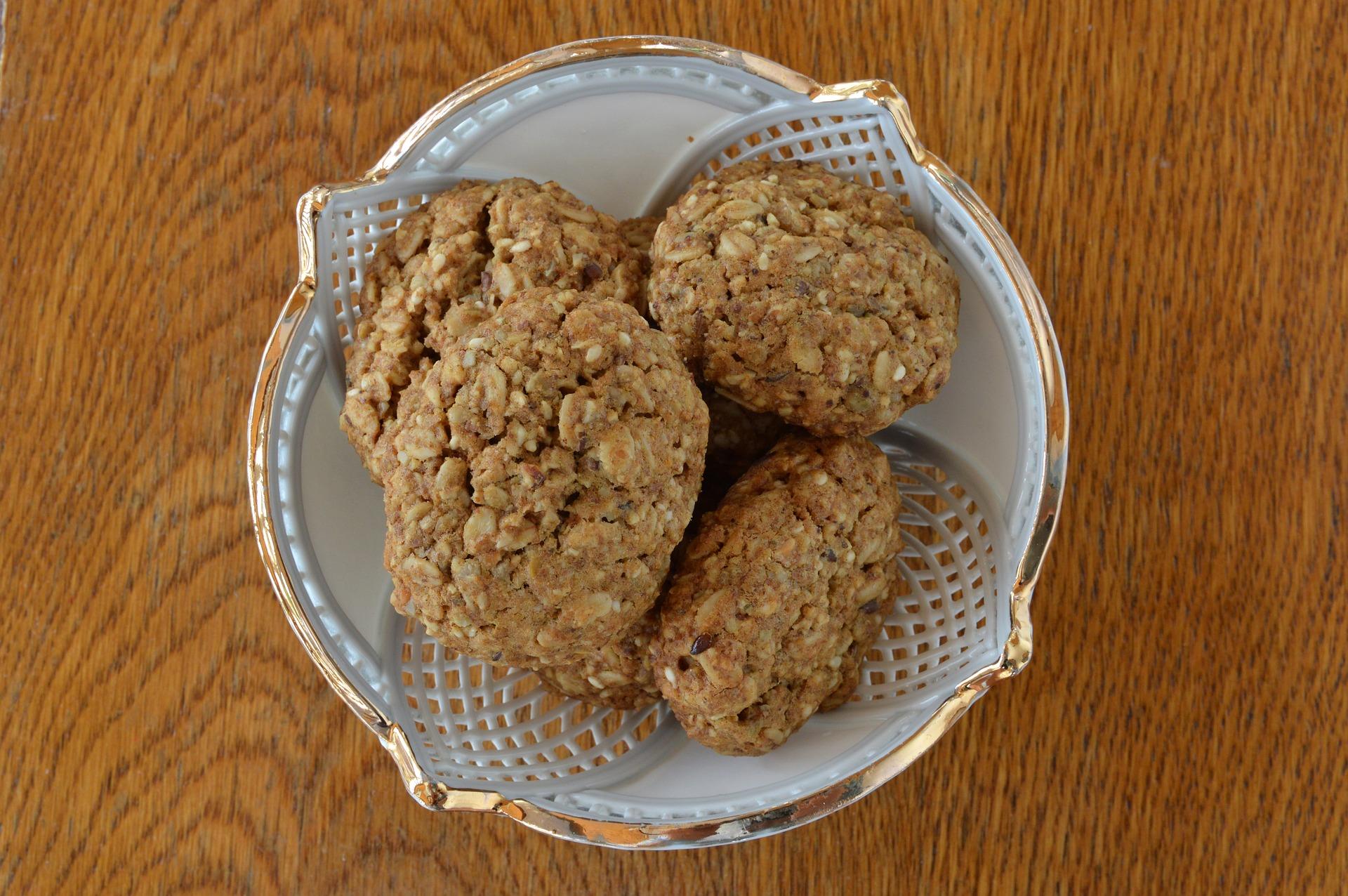 biscotti al burro di arachidi light