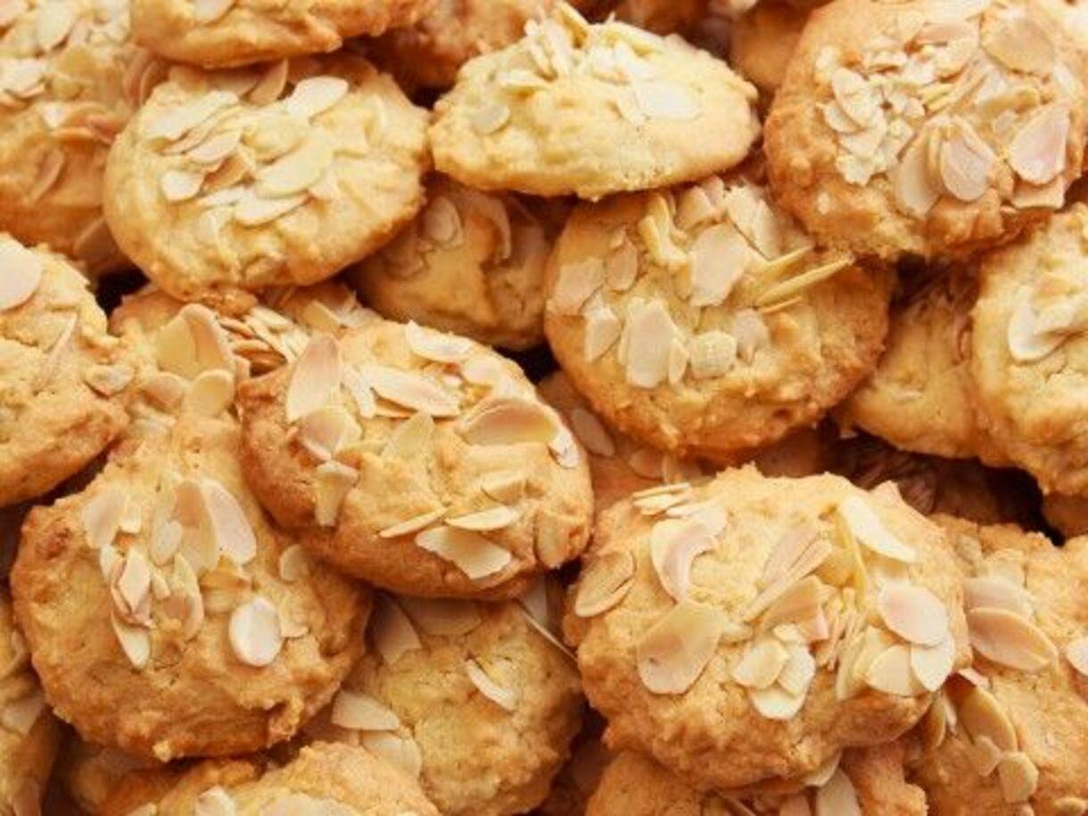 Biscotti al mascarpone e mandorle