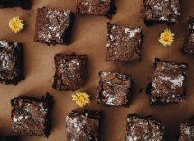 Biscotti spugnosi al cioccolato
