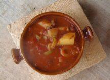 gulash trentino ricetta tradizionale