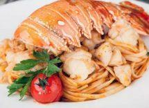 Linguine all'astice ricetta siciliana