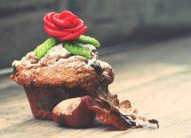 muffin con castagne lesse