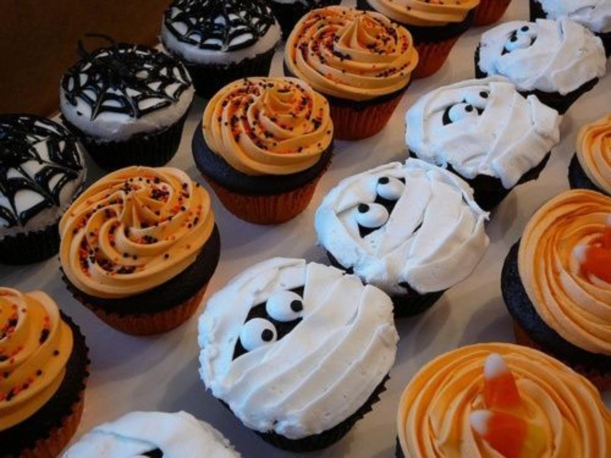 muffin halloween facili