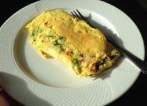 omelette bag ricetta