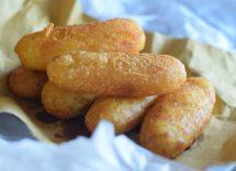 panzarotti napoletani fritti ricetta