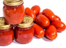 passata di pomodoro fatta in casa
