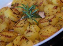 patate ammollicate al forno
