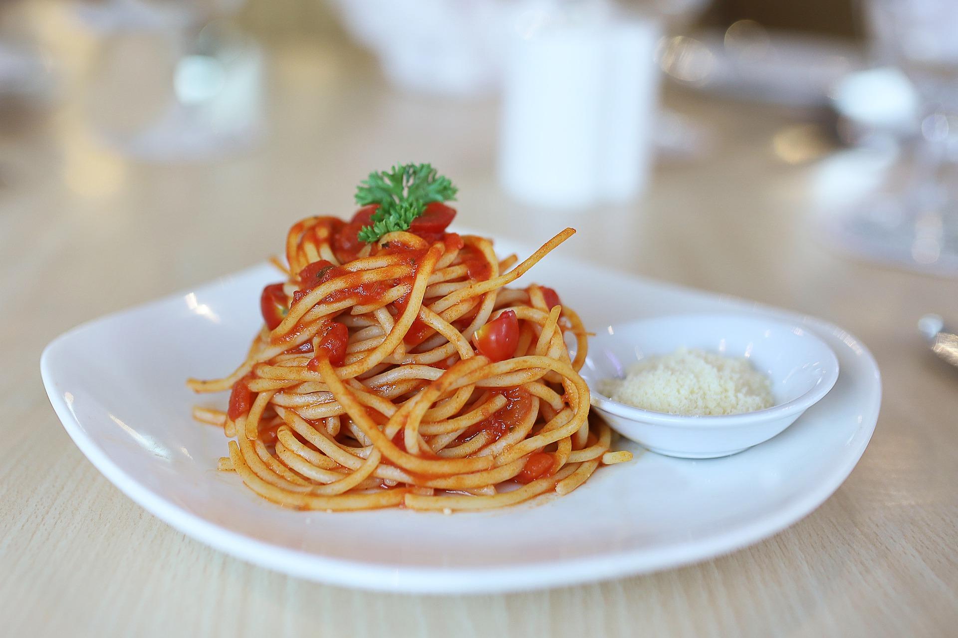 spaghetti alla pantesca ricetta originale