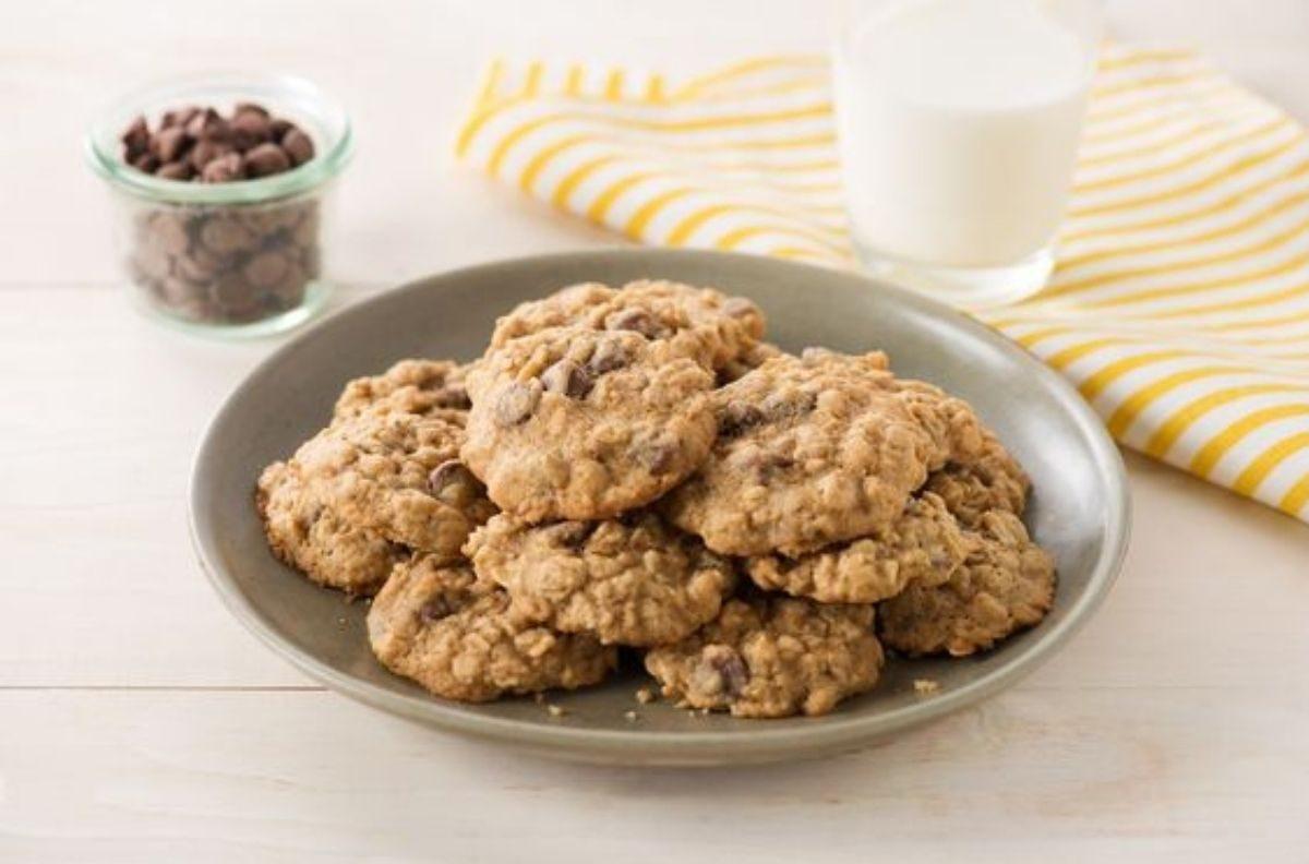biscotti di cicerchie e grano saraceno