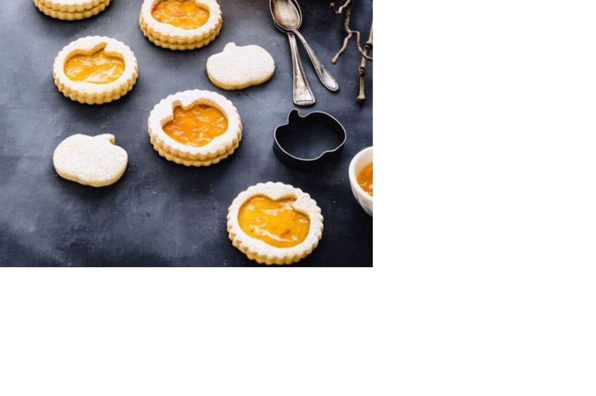 biscotti occhio di bue halloween bimby