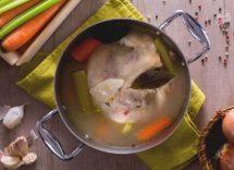 brodo di pollo ricetta della nonna