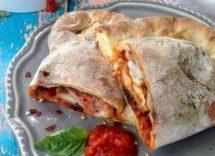 Calzoni ripieni al forno siciliani