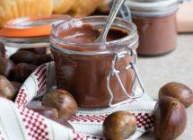 crema di castagne e cioccolato bimby