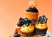 cupcake di halloween bimby