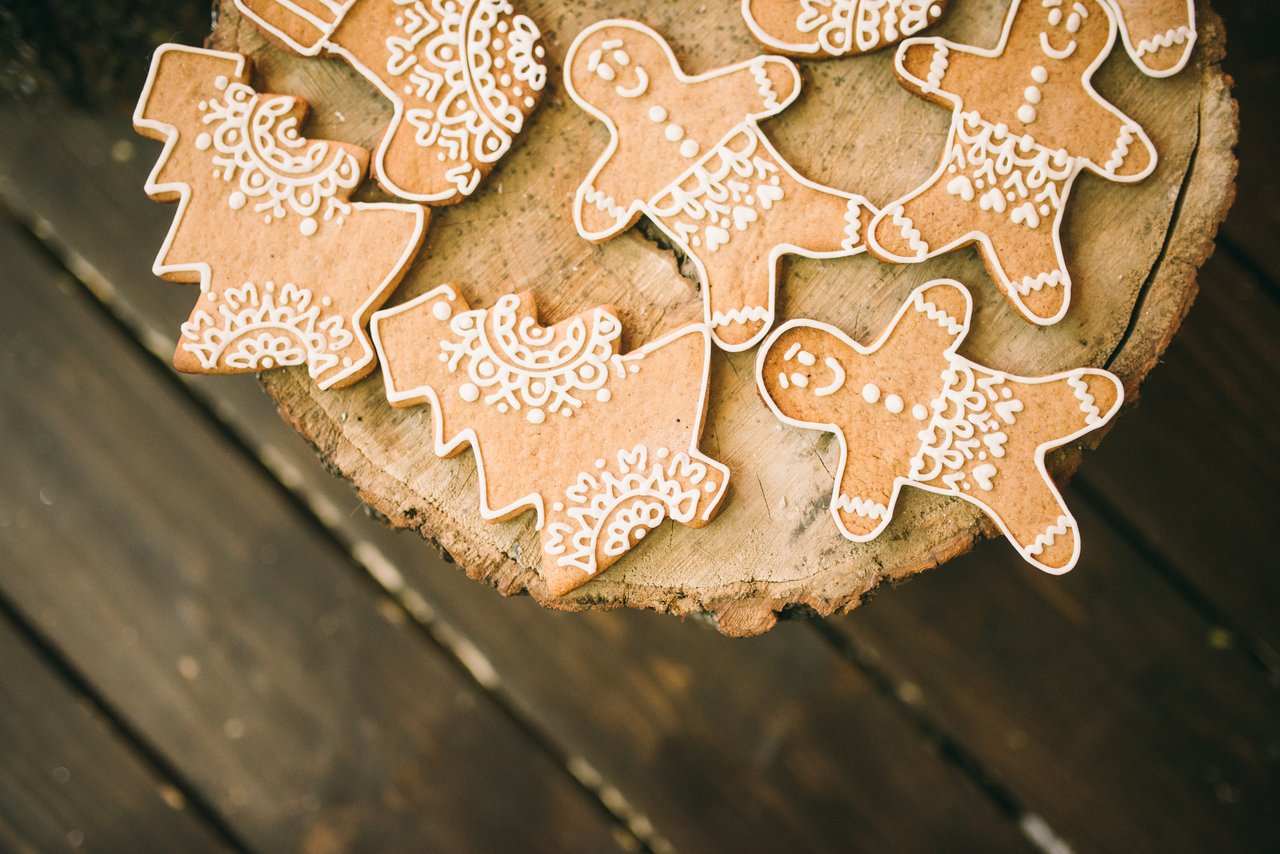 Gingerbread ricetta originale