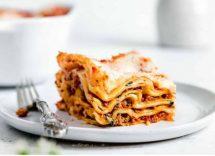 lasagna ricetta originale