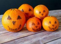 mandarino al cioccolato halloween bimby