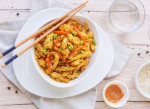 riso fritto indonesiano ricetta