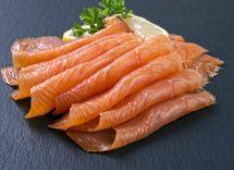 salmone affumicato appennini