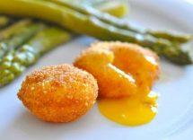 Uovo fritto di Carlo Cracco