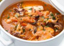 Brodo di pesce ricetta Cannavacciuolo