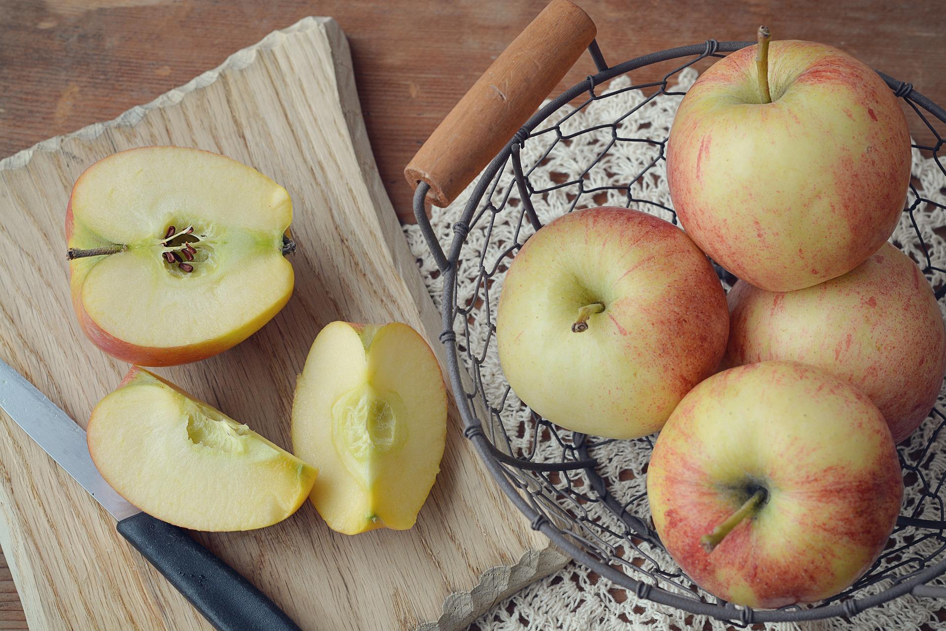 caponata di mele bianca