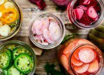 Come fare le verdure sott'aceto