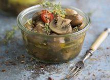 Funghi porcini sott'olio ricetta della nonna