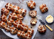 hot cross buns ricetta originale
