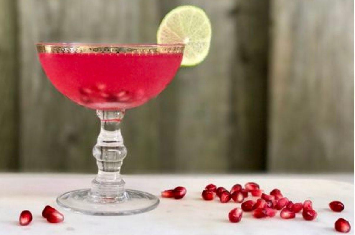 Liquore al melograno fatto in casa