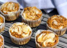 muffin zucca e gorgonzola ricetta